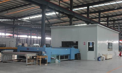 夹层玻璃生产线